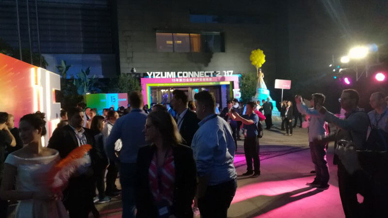 conferência yizumi connect 2017